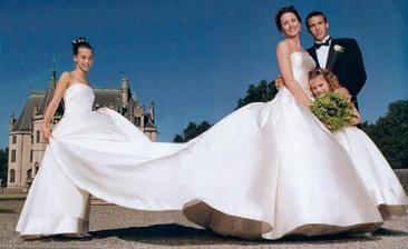 Andie Macdowell a Rhett Hartzog (2001)