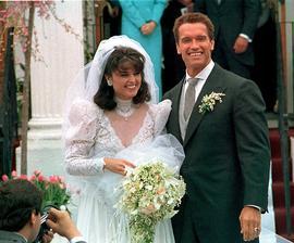 Arnold Schwarzenegger a Maria Shriver (1986)