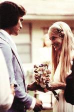 Patrick Swayze a Lisa Niemi (1975)