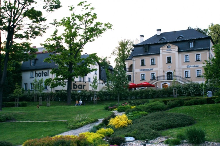 Místa pro svatbu - Hotel Rehavital