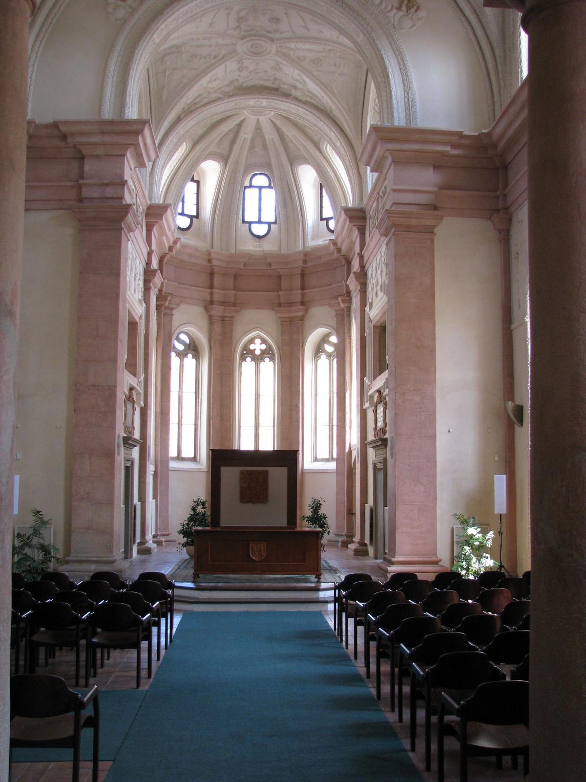 Místa pro svatbu - Kaple sv. Maří Magdaleny Jindřichův Hradec
