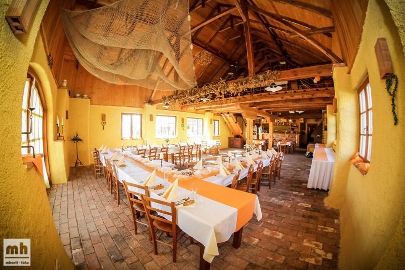 Místa pro svatbu - Penzion U Zámku Pluhův Žďár