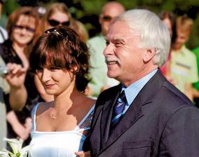 Kristýna Nováková a Jaroslav Fuita (na obrázku s tatínkem) (2009)