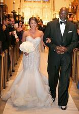 Michael Jordan a Yvette Prieto (2013)