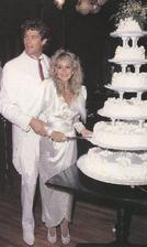 Catherine Hickland a David Hasselhoff (1984)