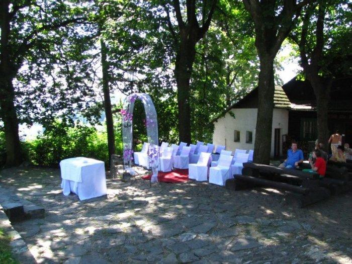 Místa pro svatbu 2 - Štramberská Trúba