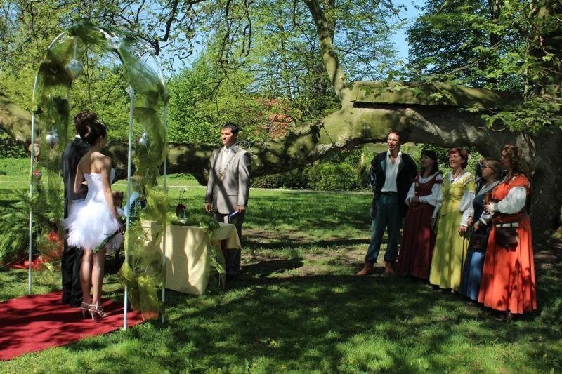 Místa pro svatbu 2 - Zámek Bartošovice