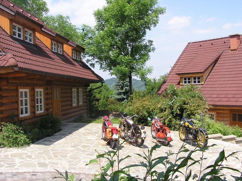 Místa pro svatbu 2 - Hotel Roubenka-Štramberk
