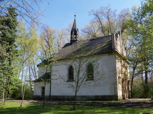 Havířský kostelík- Poděbrady
