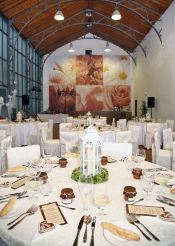 Místa pro svatbu 2 - Zámek Loučeň