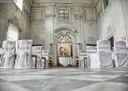 Místa pro svatbu 2 - Zámek Křinec