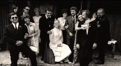Iva Janžurová a Jan Eisner (1968)