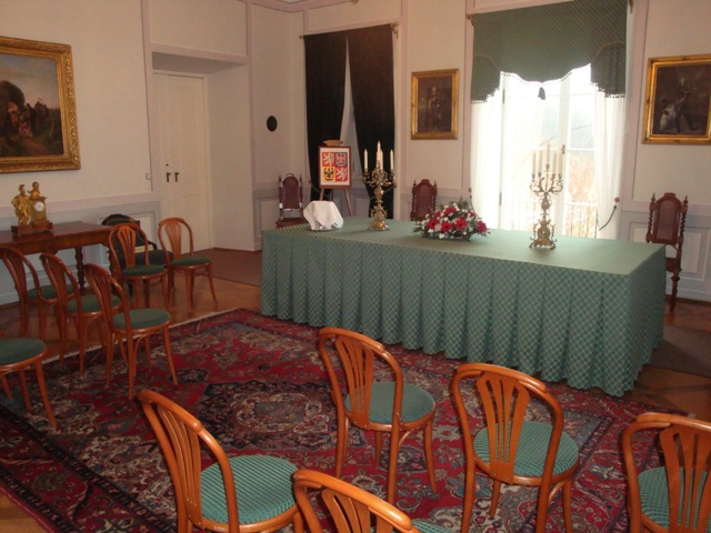 Místa pro svatbu 2 - Zámek Ratibořice