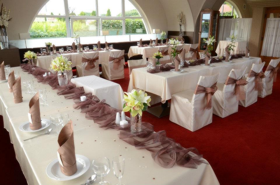 Místa pro svatbu 2 - Best Western Hotel Prachárna¨