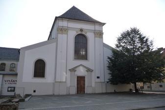 Kostel sv. Václava - Opava