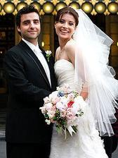David Krumholtz a Vanessa Britting (2010)