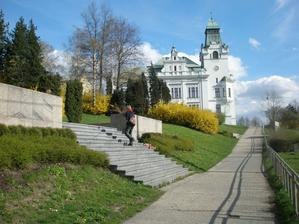 Radnice Slezská Ostrava