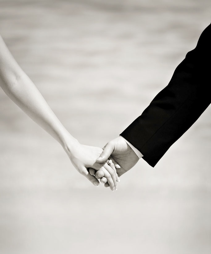 Foto - ženich a nevěsta - Obrázek č. 347