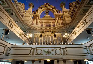 Kostel Slezské církve evangelické - Bludovice