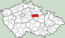 Okres Pardubice