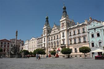 Obřadní síň Pardubice
