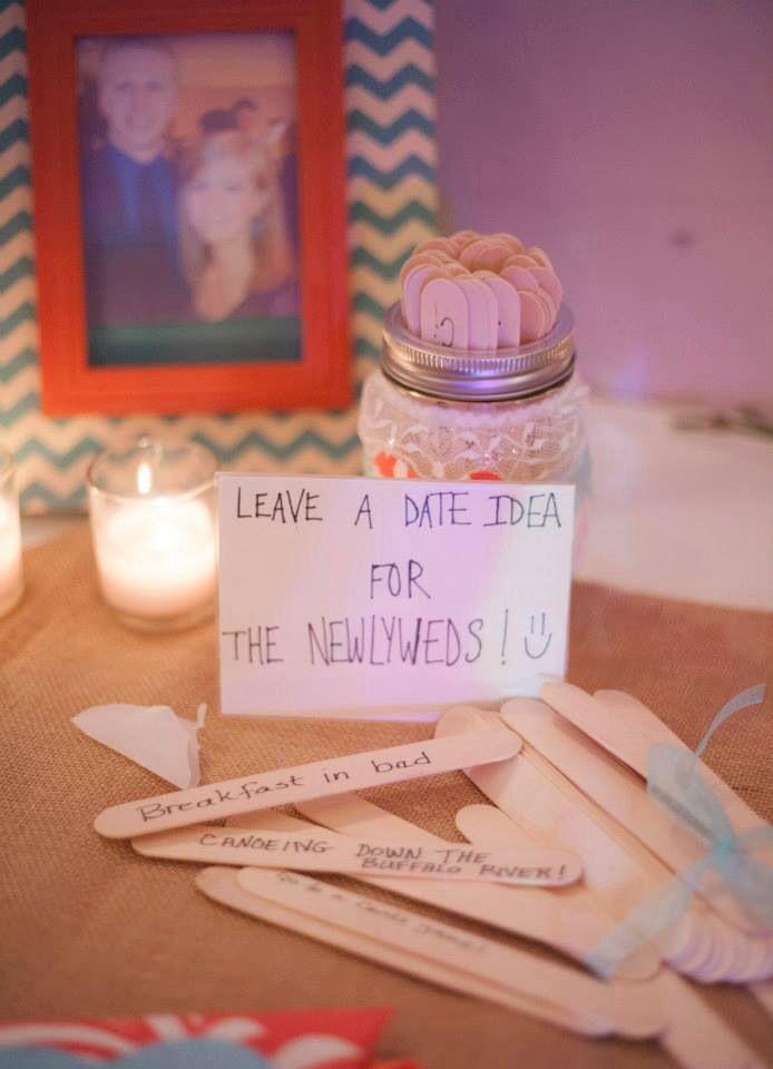 Kniha hostů - Ať vám hosté napíší nápady na rande :)