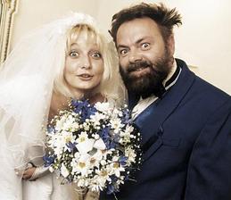 Václav Upír Krejčí a manželka Zuzana (1998)
