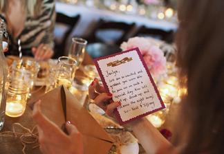 Dopis/poděkování pro každého hosta