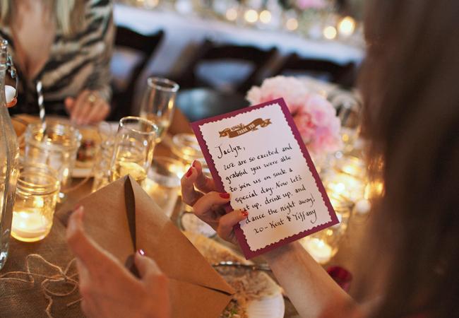 Hosté ocení - Dopis/poděkování pro každého hosta