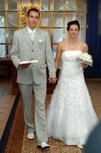 Lukáš Rosol a Denisa Ščerbová (2008)