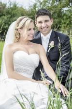 Roman Fojta a jeho manželka Marcela (2014)