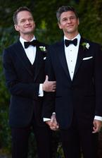 Neil Patrick Harris a David Burtka (2014)
