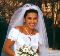 Anife Hassan když si brala Ivana Vyskočila (1998)