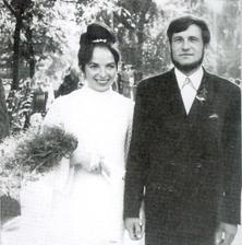 Václav a Livia Klausovi (1968)