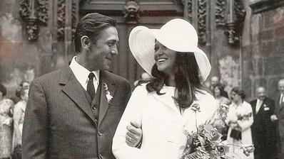 Carmen Mayerová a Petr Kostka (1972)