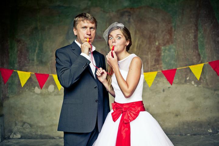 Krásné svatby z beremka, na které se jen tak nezapomene :) - syroovka