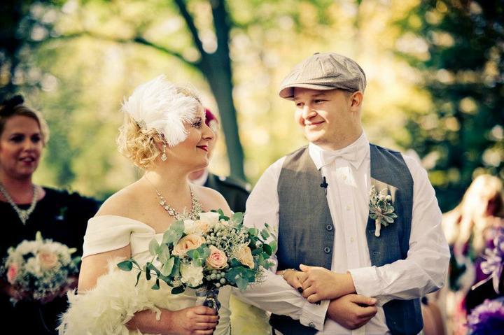 Krásné svatby z beremka, na které se jen tak nezapomene :) - leniha