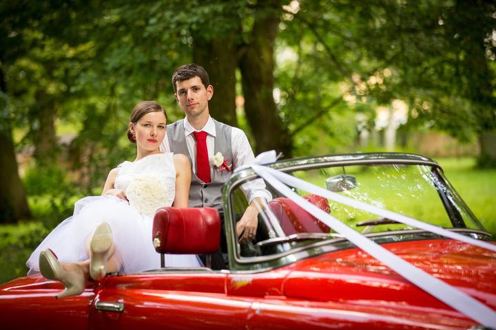 Krásné svatby z beremka, na které se jen tak nezapomene :) - dvestepadesat