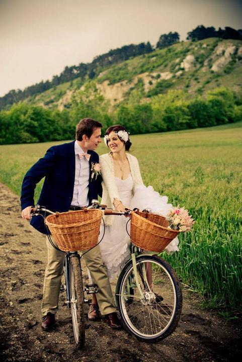 Krásné svatby z beremka, na které se jen tak nezapomene :) - aliisii