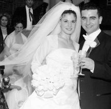 Buddy Valastro (Král dortů) a jeho manželka Lisa (2001)