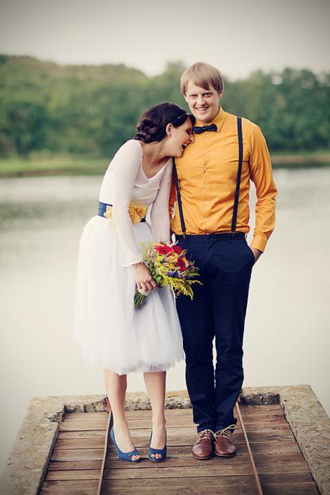 Krásné svatby z beremka, na které se jen tak nezapomene :) - hankag