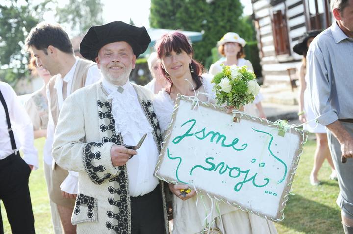 Krásné svatby z beremka, na které se jen tak nezapomene :) - Obrázek č. 96