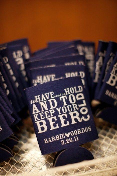 Hosté ocení - Aby pivo zůstalo studené :)