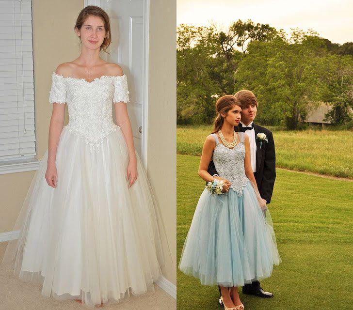 Maminčiny svatební šaty :) - Obrázek č. 3