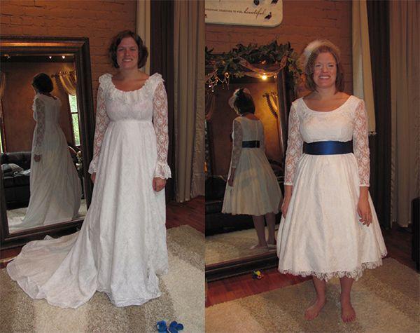 Maminčiny svatební šaty :) - Obrázek č. 6