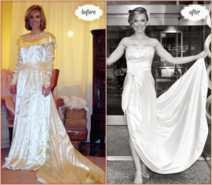 Maminčiny svatební šaty :) - Obrázek č. 10