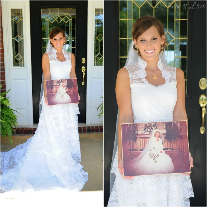 Maminčiny svatební šaty :) - Obrázek č. 12