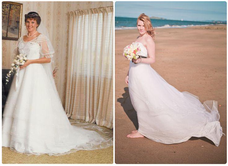 Maminčiny svatební šaty :) - Obrázek č. 13