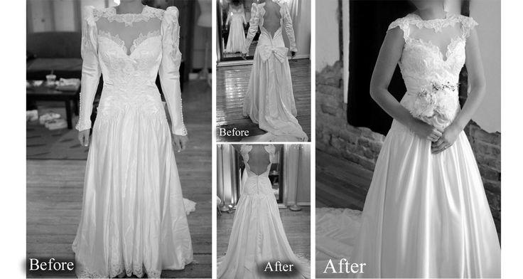 Maminčiny svatební šaty :) - Obrázek č. 14