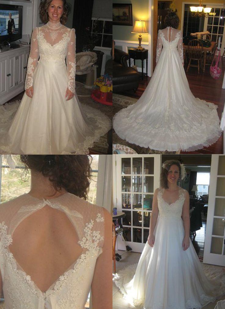Maminčiny svatební šaty :) - Obrázek č. 19